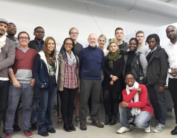 UJ_UNIT2 BUILDING INTENSIVE WITH PROF KENDALL: APPLICATIONS IN DENVER, JOHANNESBURG